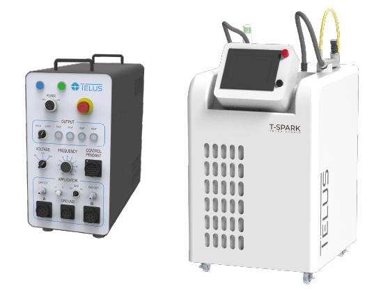T-SPARK レーザーと放電によるハイブリッドコーティング